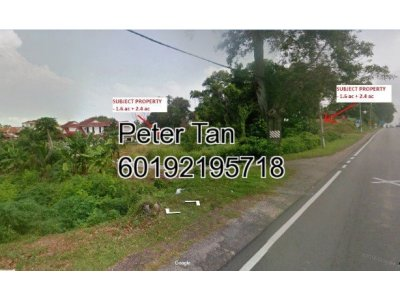 Sale of 15.04 acres Mixed Development Land in Lukut, Port Dickson