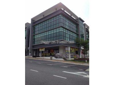 Corner Lot Shop for Rent, E-Boulevard @ Denai Alam, Shah Alam