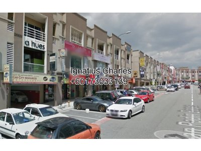 Sri Petaling - 3 Storey Shop