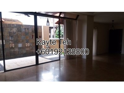 2.5 Storey Semi-Detached Bungalow @ Bukit Kiara Residence,KL