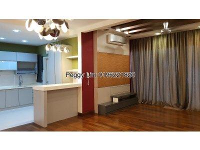 Challis Damansara Townhouse Upper Unit For Sale, Kota Damansara Selangor