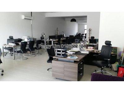 2 Storey Shop Office for Rent, E-Boleuvard @ Denai Alam, Shah Alam