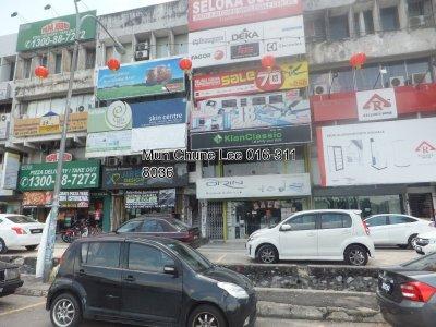 4 storey shop office, Taman Connaught, Cheras, 56000 Kuala Lumpur