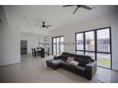 2 Storey Cluster Home Semi D, for Rent at (Escada) Setia Ecohill 2, Semenyih, Selangor