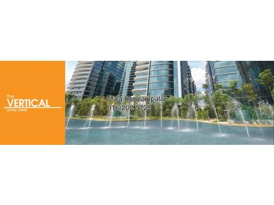 2,609 sq ft @ The Vertical, Bangsar South