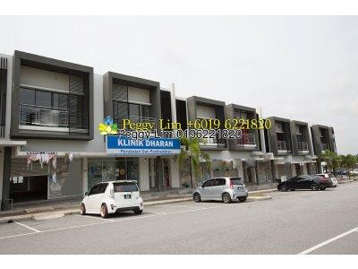 2sty Terrace Shop For Sale, Bandar Seri Coalfields, Sungai Buloh, Selangor.