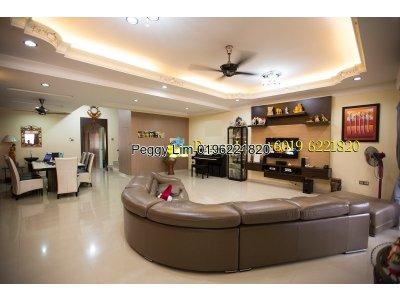 2sty Terrrace House For Sale, Bandar Nusaputra Puchong, Selangor.