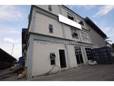 Warehouse, Telok Gong, West Port, Port Klang, For Sale