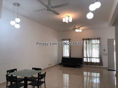 2 Storey Terrace House Setia Indah To Let, Setia Alam Selangor