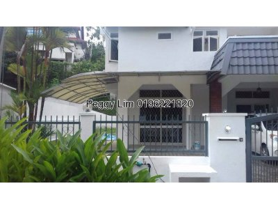 Semi-D House Lorong Setiabistari 4, Damansara Heights For Rent