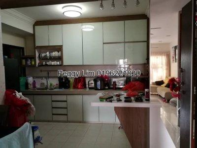 Villamas Apartment for Sale, at Bandar Puchong Jaya, Puchong