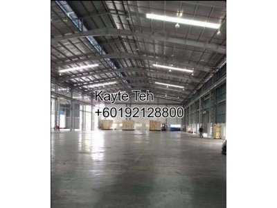 Semi Detached Factory - Kepong Industrial Park, Kepong