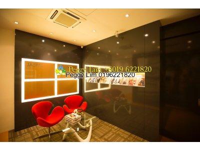 4sty Shop Lot For Sale, Facing main road, Zest Point, BK 9, Bandar Kinrara, Puchong, Selangor
