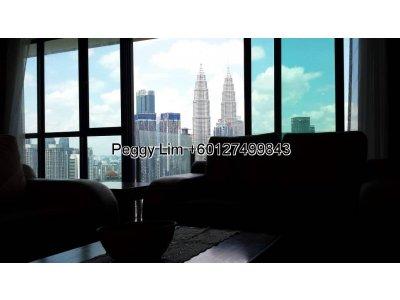 Setia Sky Residence for Rent, at Jalan Tun Razak, KL