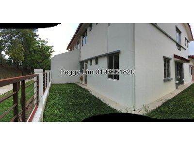 2 Storey (Semi- D) House, for Rent at Setia Damai 14 @ Setia Alam