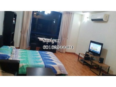 Studio Unit at Amcorp Mall Serviced Residences, Persiaran Barat, PJ