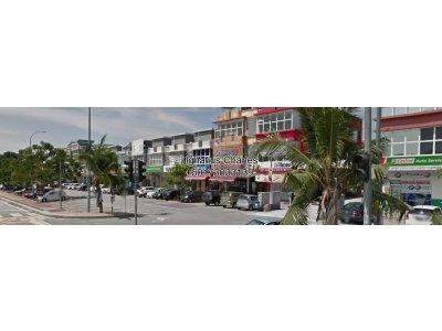 3 Storey Shop In Taman TTDI Jaya, Shah Alam
