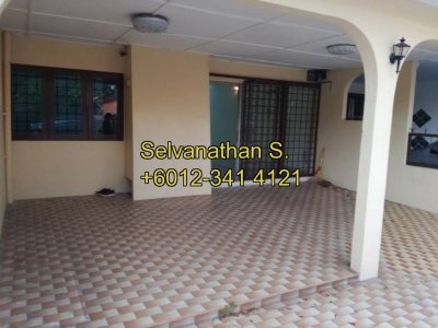 Single Storey Terrace House near Giant, SS5 Kelana Jaya