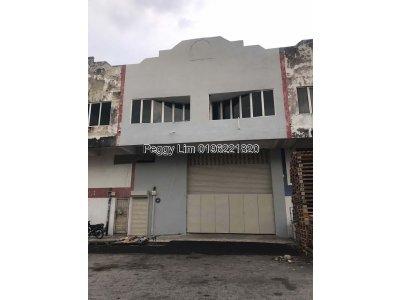 1.5sty Factory For Sale Industri Selasa Jaya, Balakong