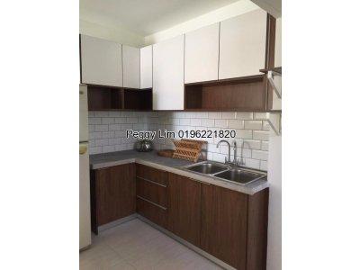Sri Desa Condominium, for Rent at Kuchai Lama, Kuala Lumpur