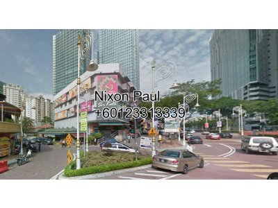 Prime Ground Floor Shop In Brickfields