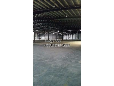 Warehouse @ Subang Hi Tech, Subang