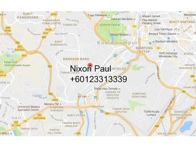 Land With Semi Detached Bungalow Ideal For Office Off Jalan Bangsar