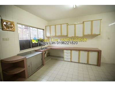 Below Market Price ! 2 Storey Terrace House For Sale,  Taman Kinrara, Puchong, Selangor