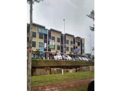 3 Storey Shop/Office (End Lot) Plaza CrystalVille@VITA Cyberjaya, for Sale