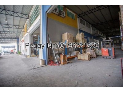2.5 Detached Factory Balakong Jaya 2 Tambahan FOR SALE!