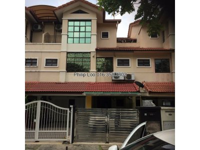 Townhouse for sale at Sunway