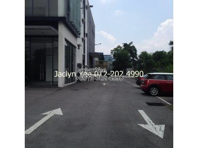 Semi Detached Factory @ Glenmarie, Shah Alam