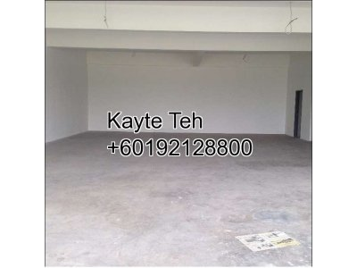 3 Storey Office 1 Storey Showroom cum workshop at Jalan 51A, Petaling Jaya