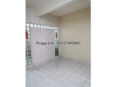 2 Storey Terrace House for Rent, at Taman Wangsa Permai, Kuala Lumpur