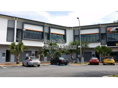 2 storey shop office @U8 Bukit Jelutong.