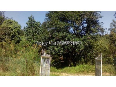 7.4 Acres Agriculture Land Ulu Yam For Sale, Batang Kali Selangor