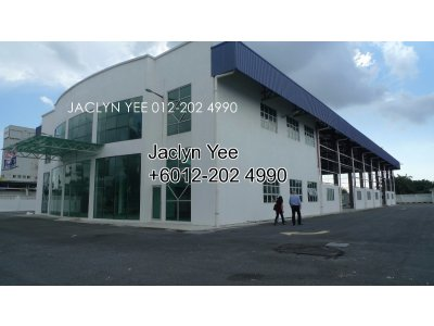 2 Storey Detached Factory @ Taman Industrial Alam Jaya