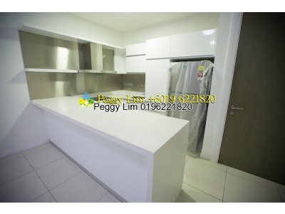 M City  @ Ampang Hilir Condo To Let, Kuala Lumpur, partly furnished, RM 2000/month