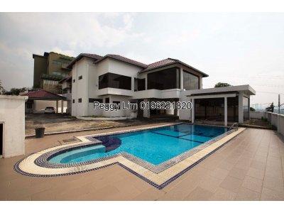 3sty Bungalow House For Sale , Bukit Pantai, Bangsar, Kuala Lumpur