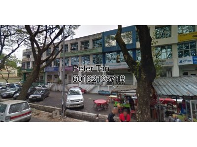 [3 Storey Shoplot] Section 5, Gasing Indah, PJ