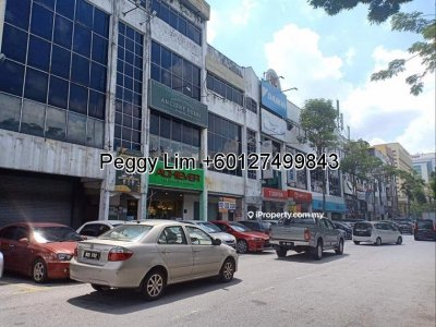 2 Unit Tengku Ampuan Zabedah syeksen 9 Shoplot For Rent/Sale