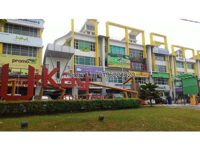 4Storey Shop Lot Ukay Boulevard For Sale, Ulu Kelang Ampang Selangor