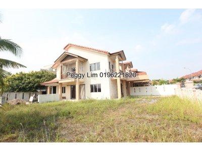 Below Market Price!!  2sty Corner House, Taman Tasik Prima, Puchong, Selangor