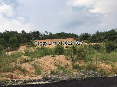 FLAT INDUSTRIAL LAND for Rent @ Sg.Lalang, Semenyih