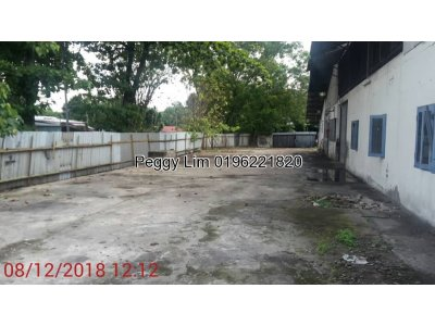 Factory For Rent, Kepong Baru