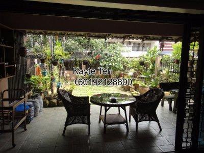 Terrace House - Taman Seputeh, Seputeh, Kuala Lumpur