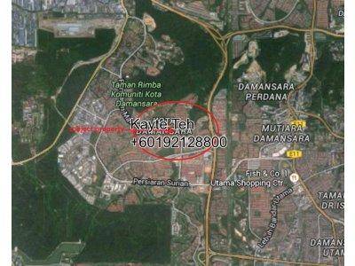Bungalow Land - Kota Damansara, Petaling Jaya