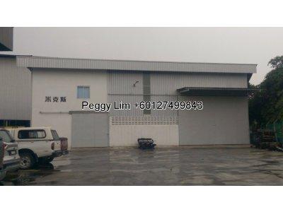 Warehouse for Rent @ Taman Perindustrian Subang Jaya