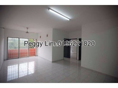 Apartment for Sale Sutramas, Puchong