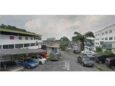Detached Factory for Sale @Taman Ehsan Kepong